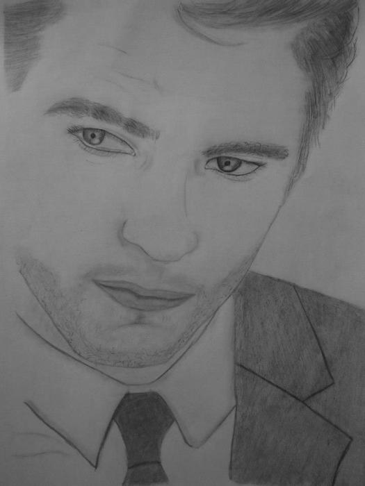 Robert Pattinson by thaisdiniz